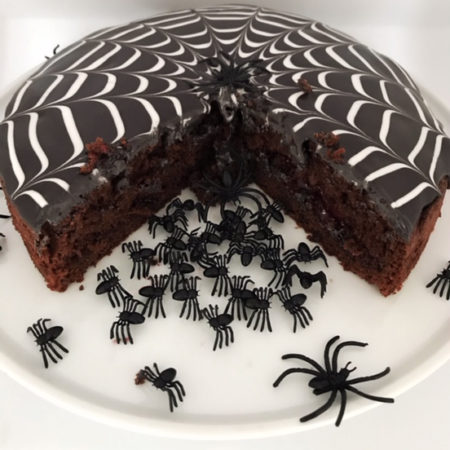 Images Spider Cake - no jam